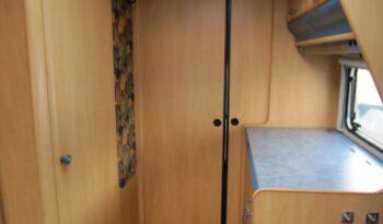 Hobby 450 SF, r.v.1999 + mover + před stan plná