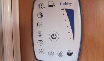 Hobby 540 UFF, r.v.2011 + mover + stan plná