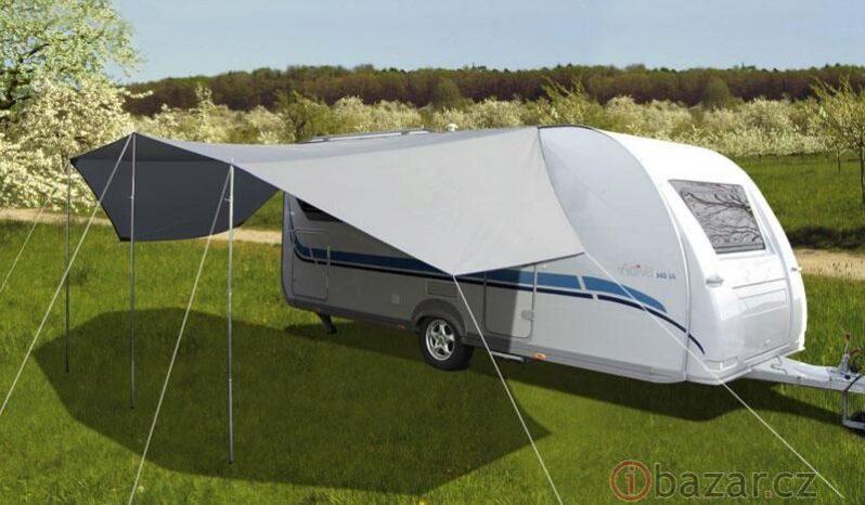 Hobby 495 UL, model 2008 + mover plná
