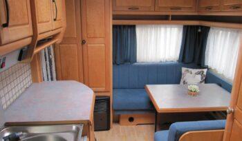 Hobby 440 SF, r.v.2001 + mover + před stan plná