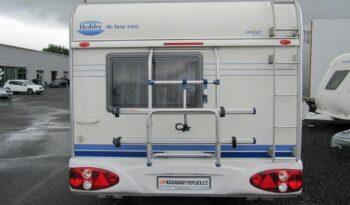 Hobby 440 SF, r.v.2003 + před stan + nosič kol plná