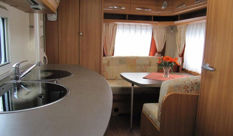 Hobby 440 SF, r.v. 2009 + mover + markýza + stan plná