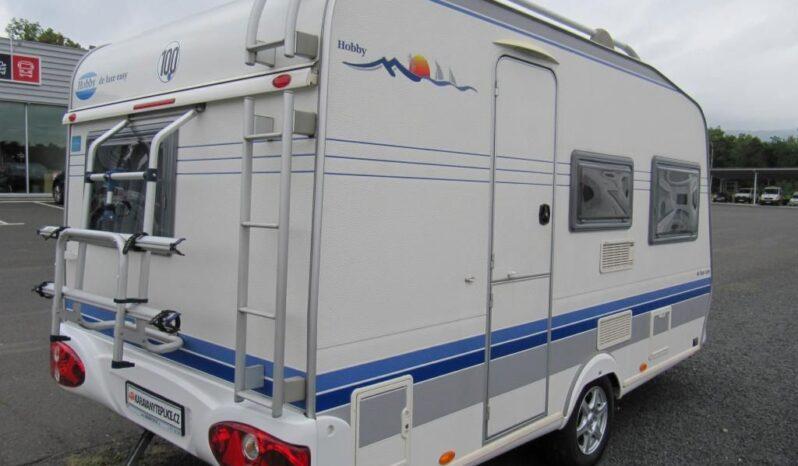 Hobby 400 SF, r.v. 2004 + mover + 2x stan plná