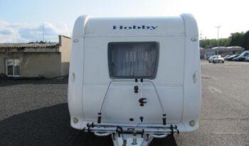 Hobby 495 UL, r.v. 2010 + mover + před stan plná