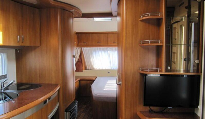 Hobby 540 UF, r.v.2010 + mover + před stan plná