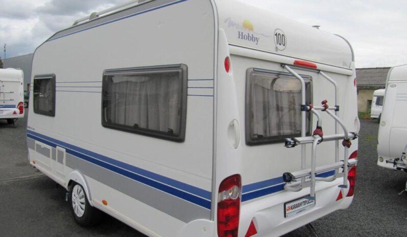 Hobby 440 SF, model 2008 + mover + předstan plná
