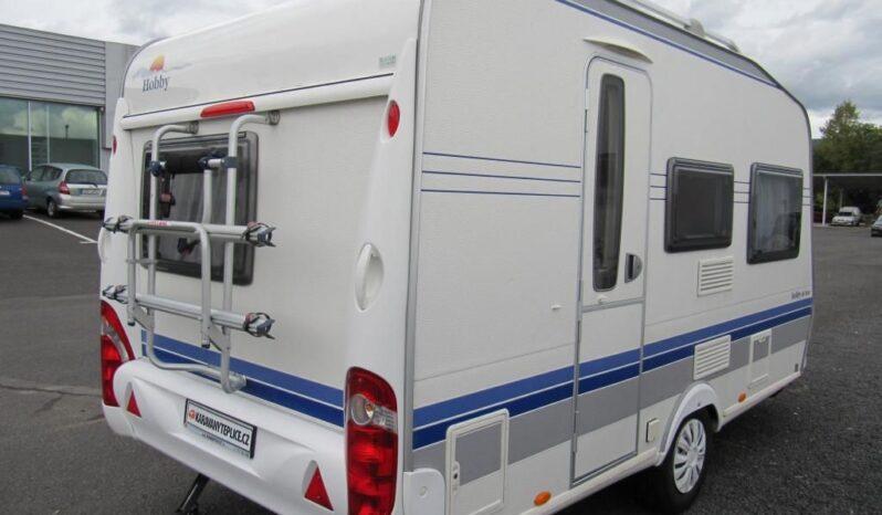 Hobby 400 SF, model 2008 + mover + předstan plná
